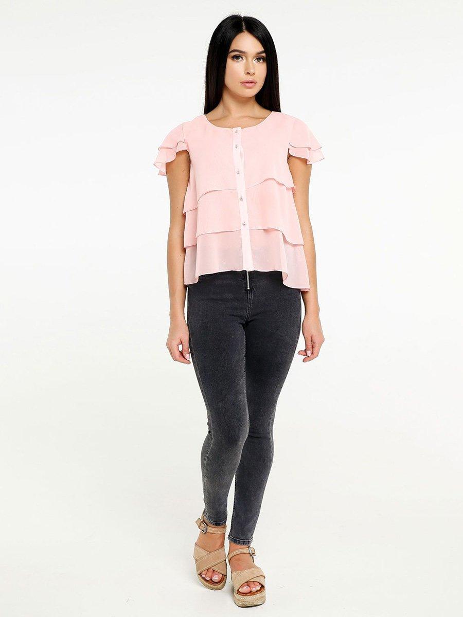 Блуза рожева | 4382188