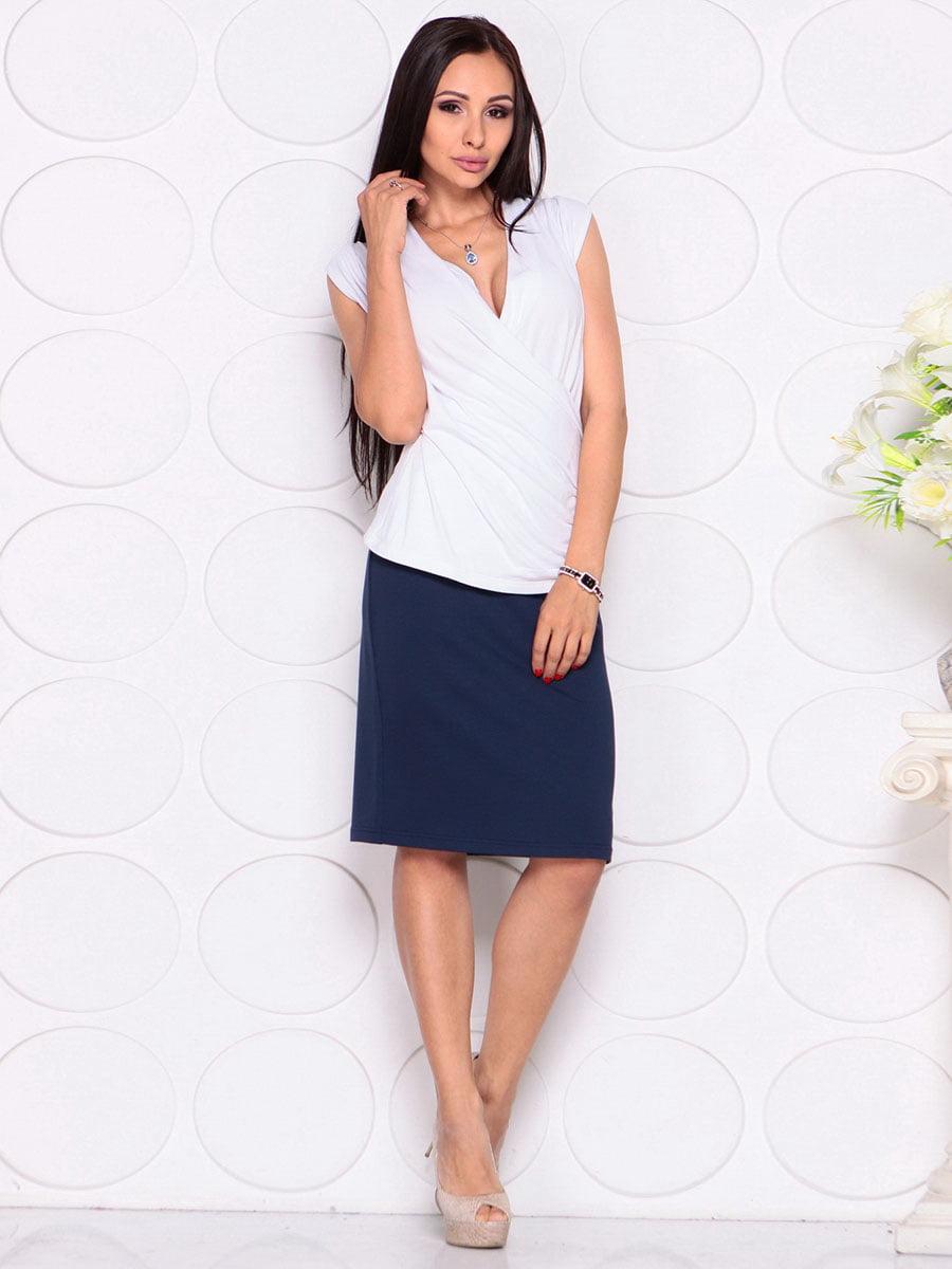 Блуза белая | 4382771