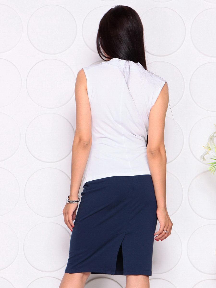 Блуза белая | 4382771 | фото 2