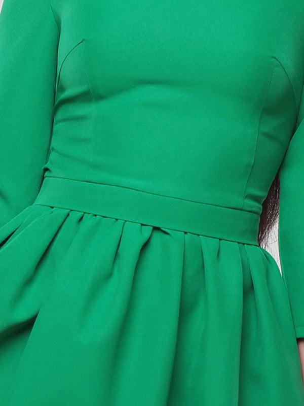 Платье изумрудного цвета   4382784   фото 3