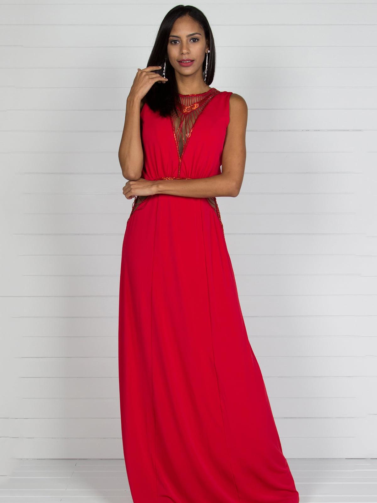Сукня червона | 4383219
