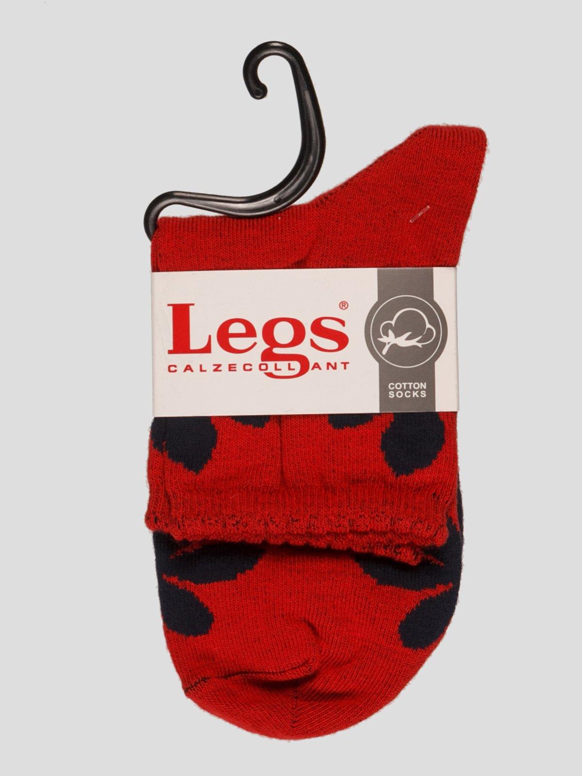 Шкарпетки червоні | 3381698