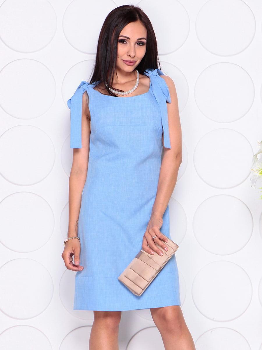 Сукня блакитна | 4384427
