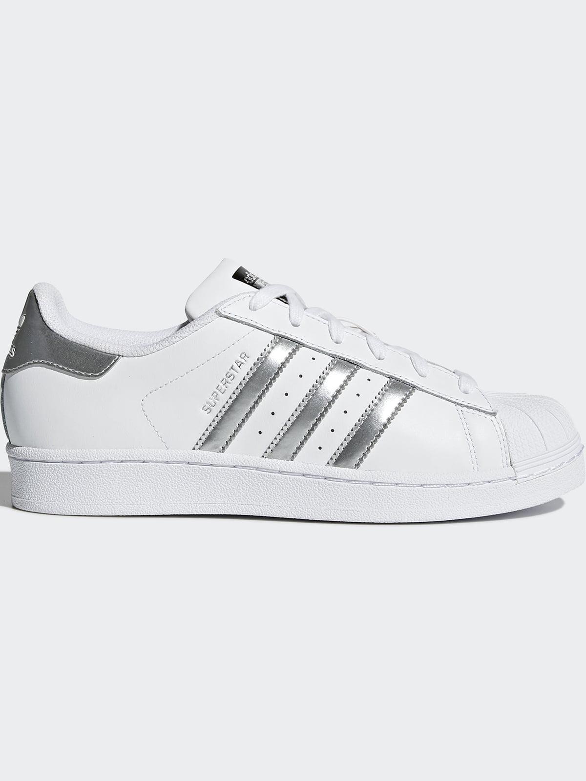 Кроссовки белые | 4385355