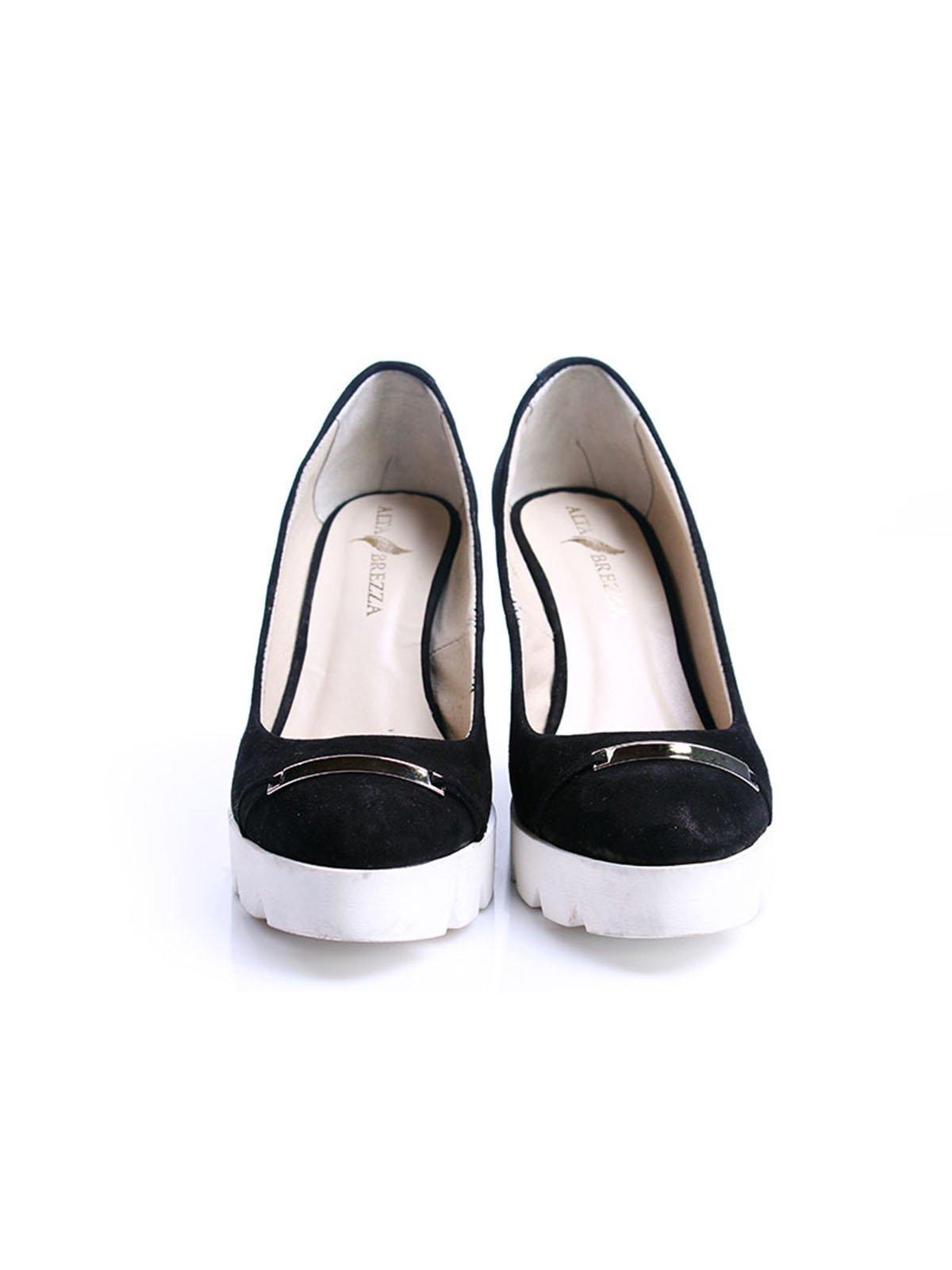 Туфли черные   4382376   фото 4