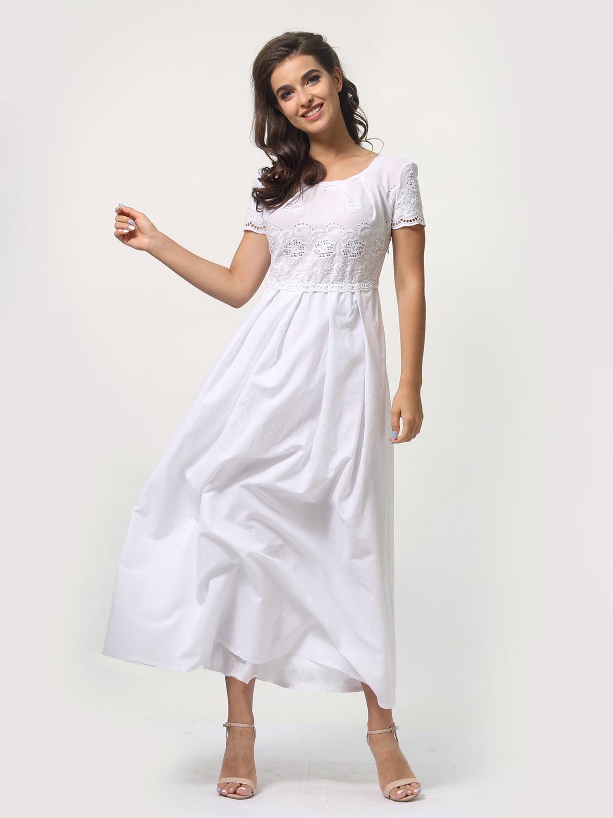 Платье белое   4388465   фото 3