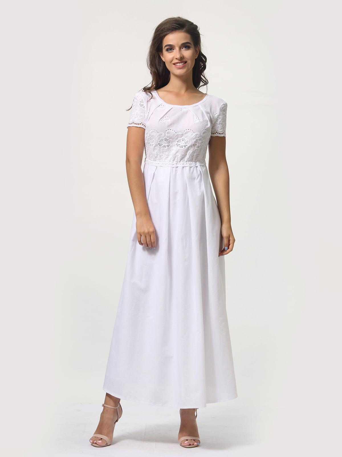 Платье белое   4388465   фото 4