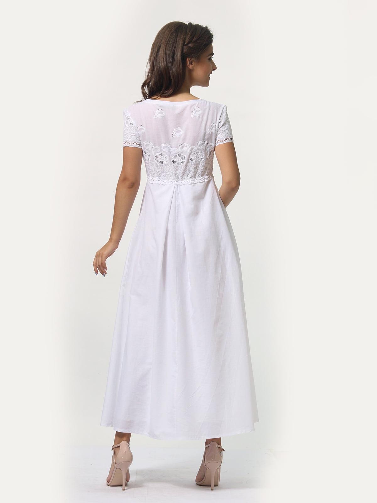 Платье белое   4388465   фото 7