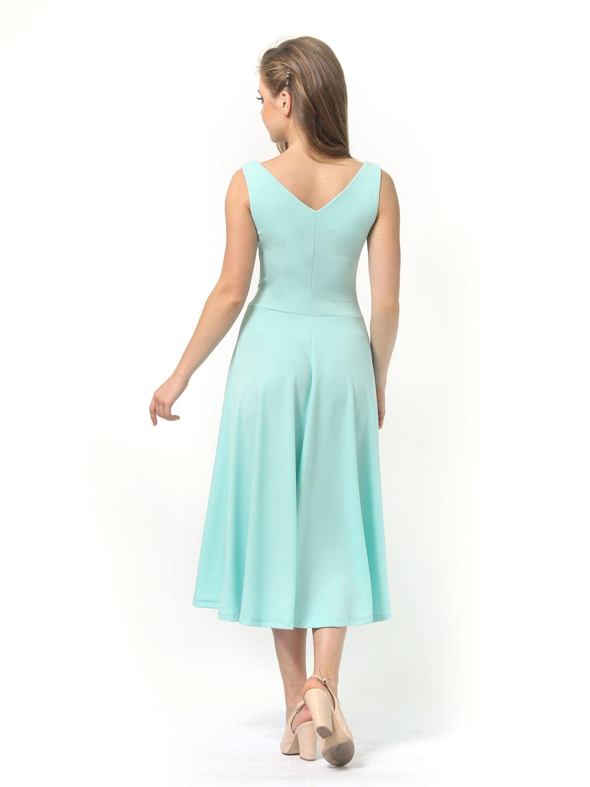 Платье мятного цвета   4389315   фото 6