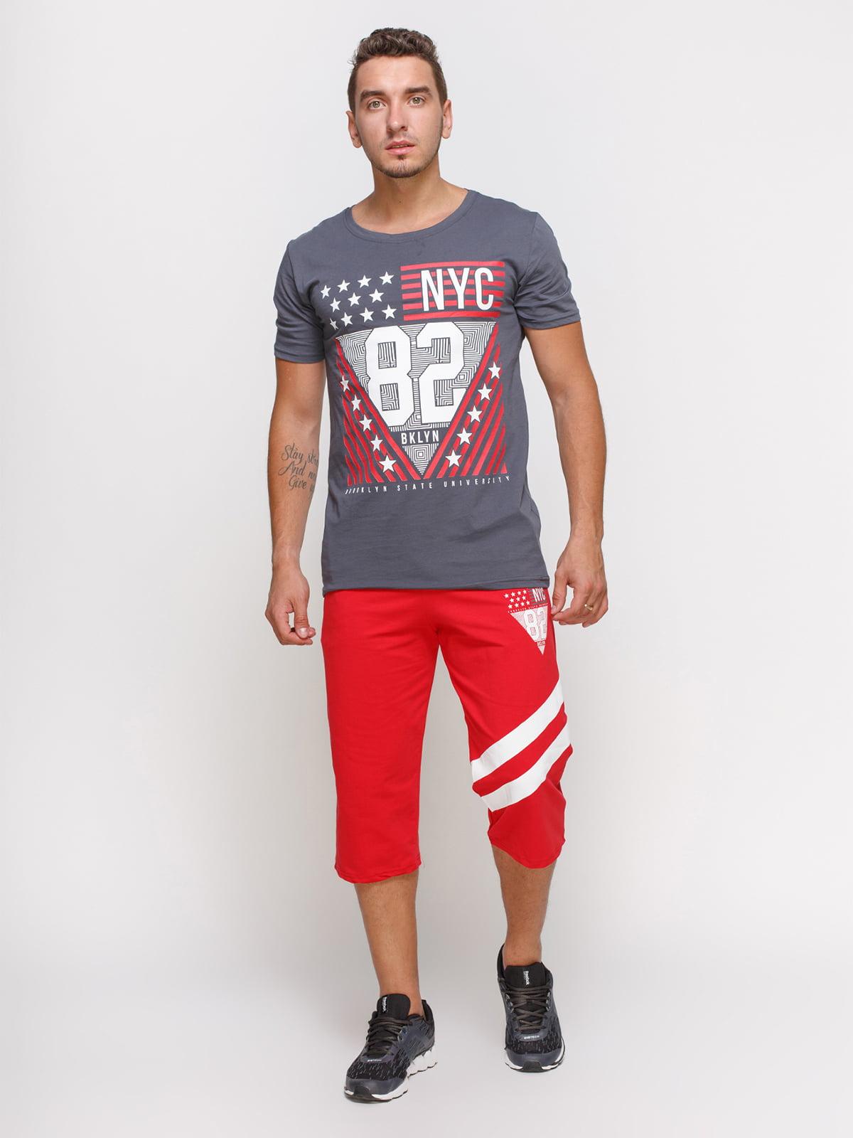 Комплект: футболка и бриджи   4388374