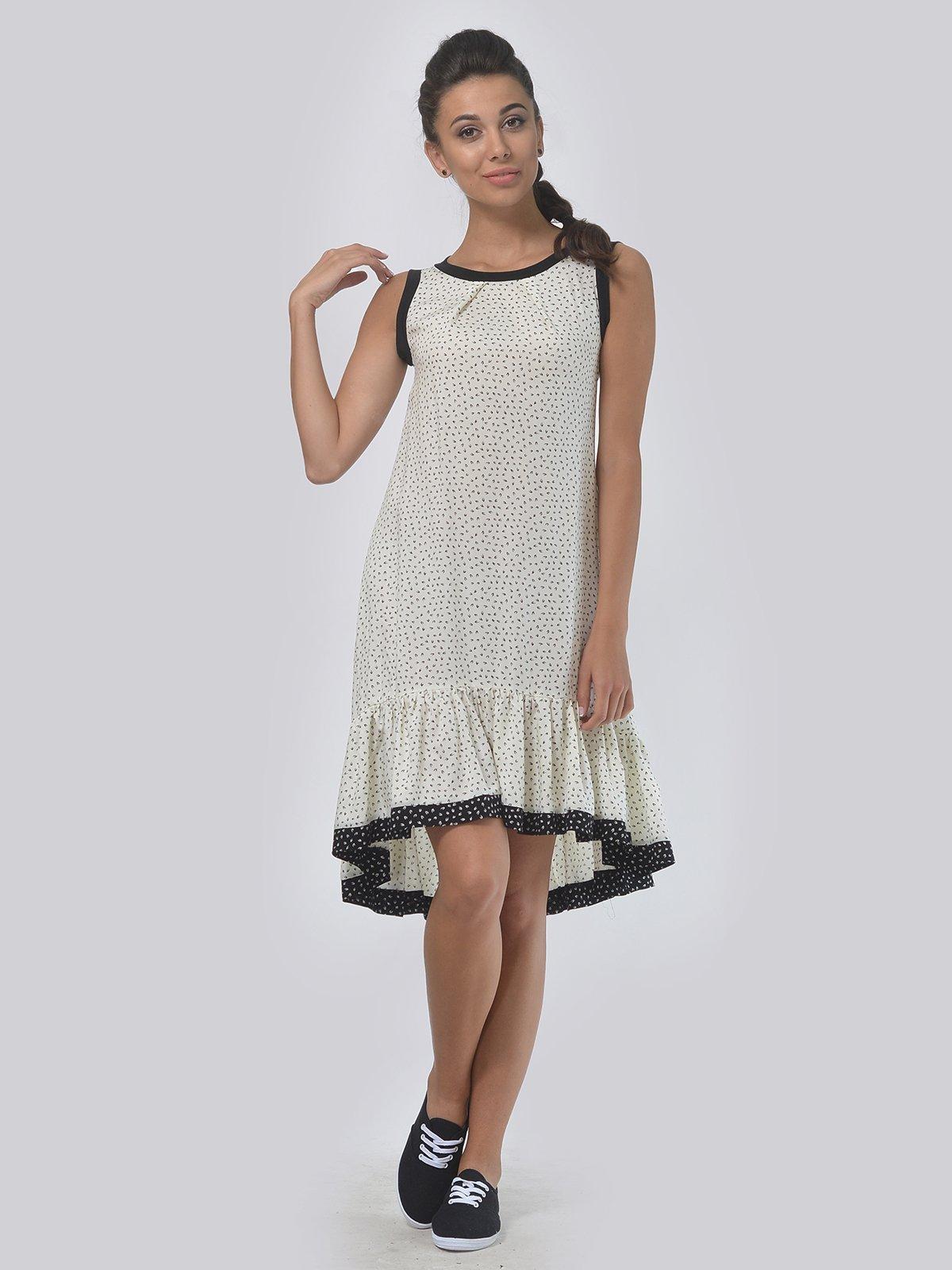 Платье белое | 4388473 | фото 2
