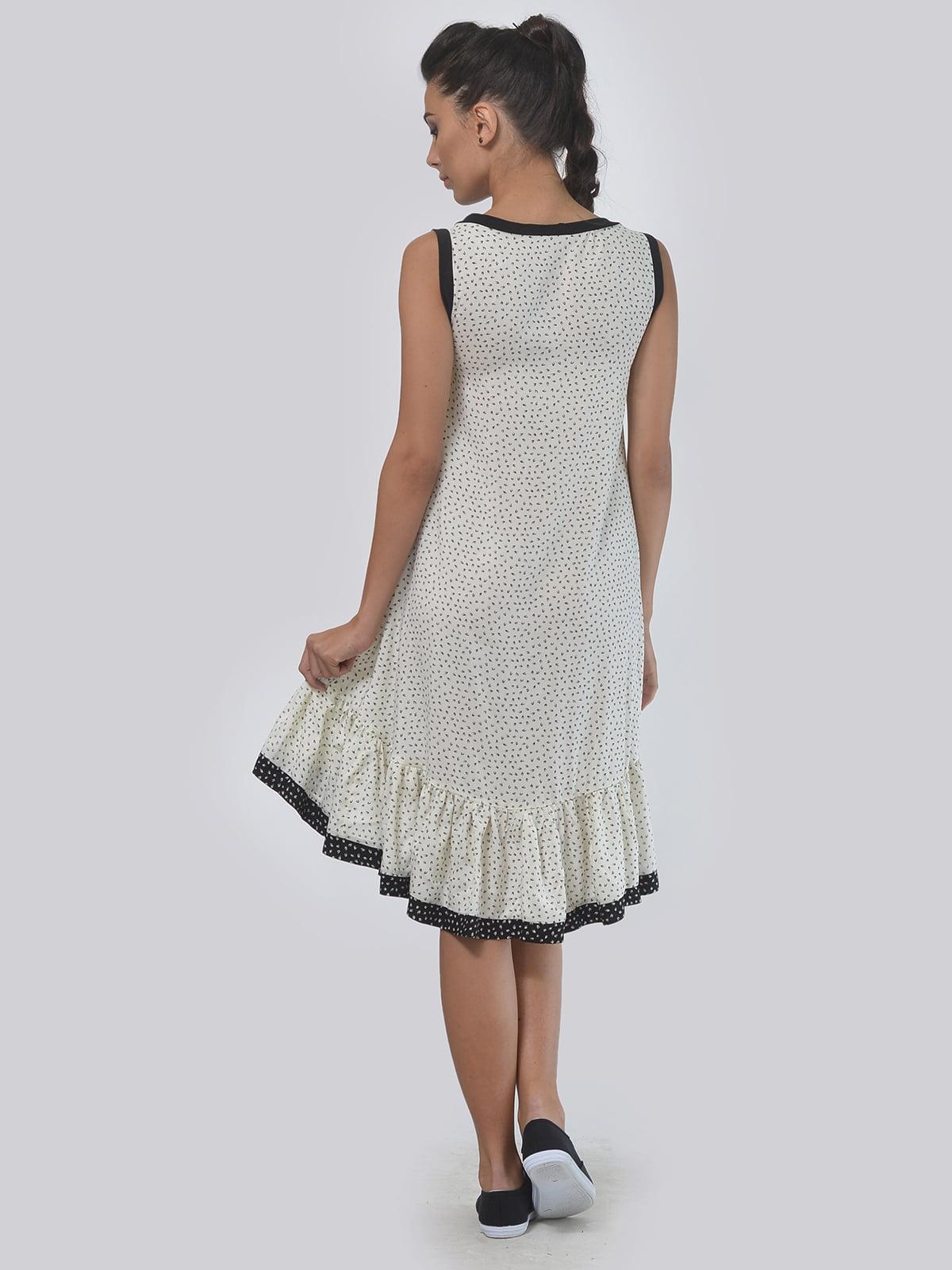 Платье белое | 4388473 | фото 3