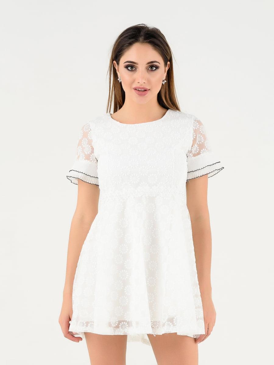 Платье белое | 4214642