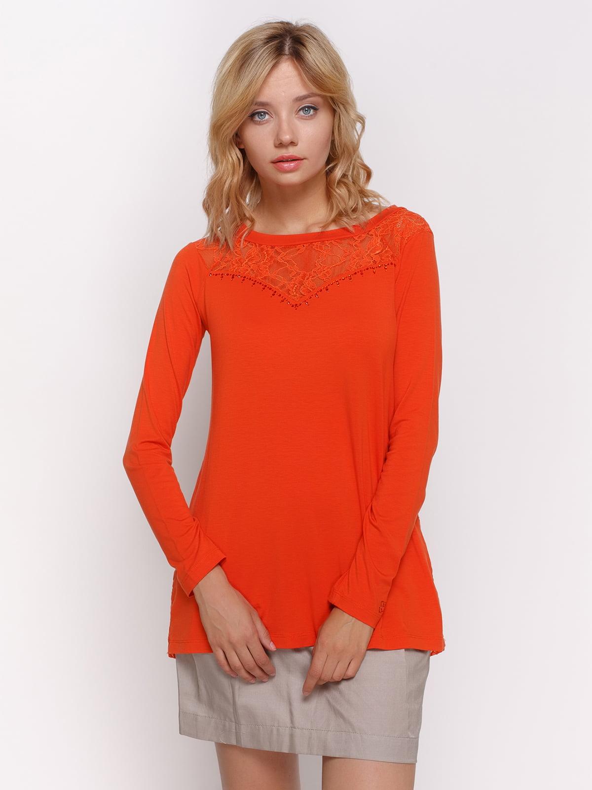 52404bfbbdc Блуза оранжевая — Sassofono