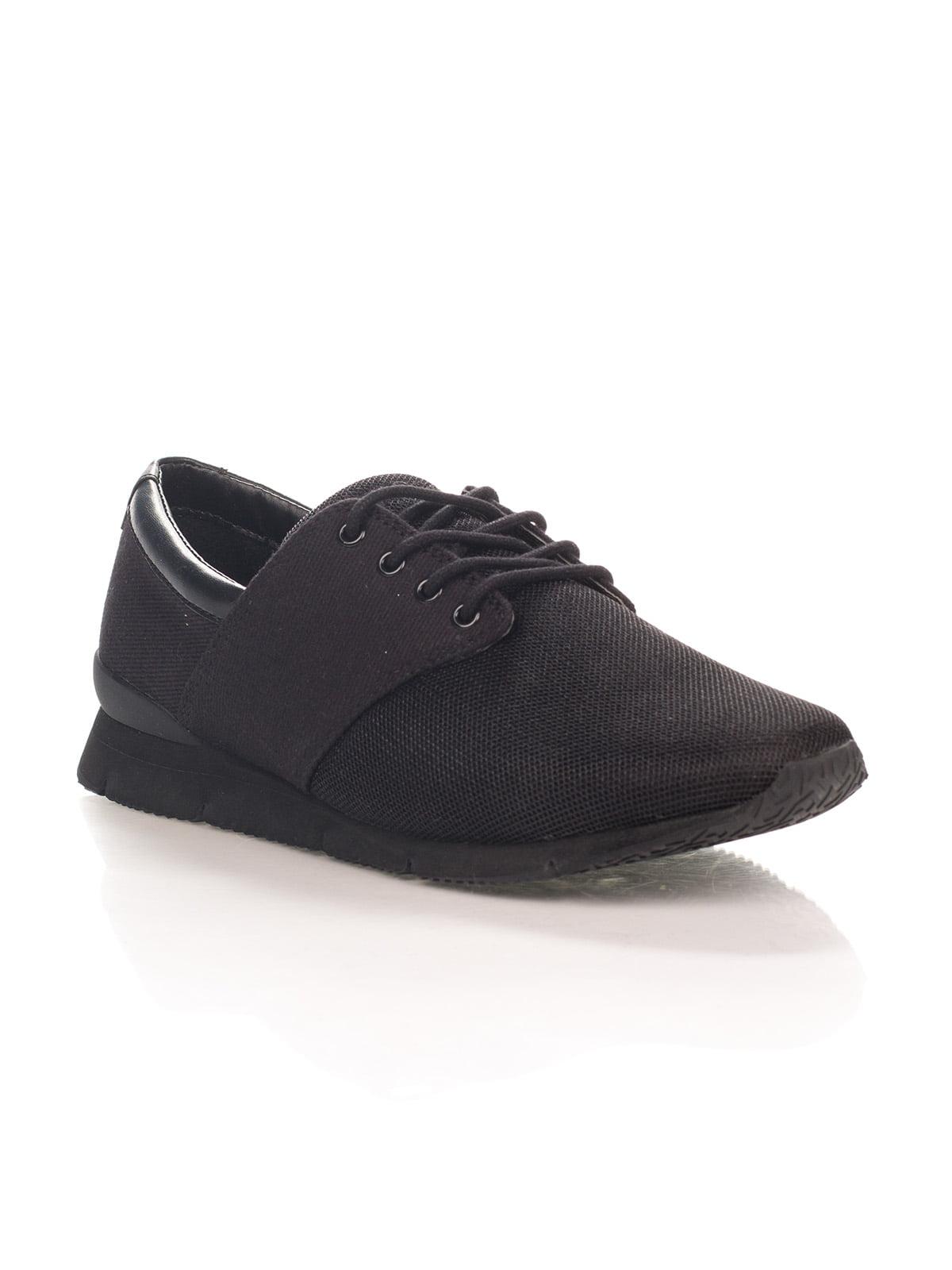 Кросівки чорні | 4395693