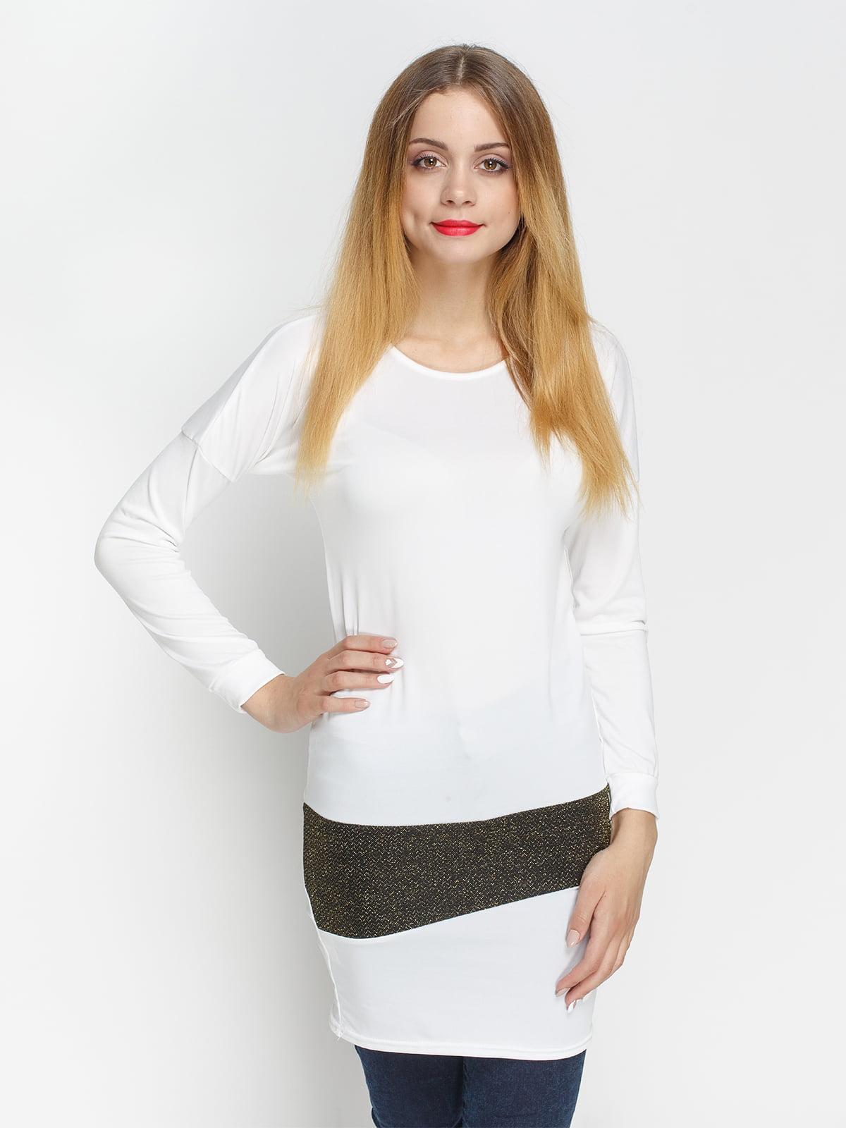 Блуза белая   4327080