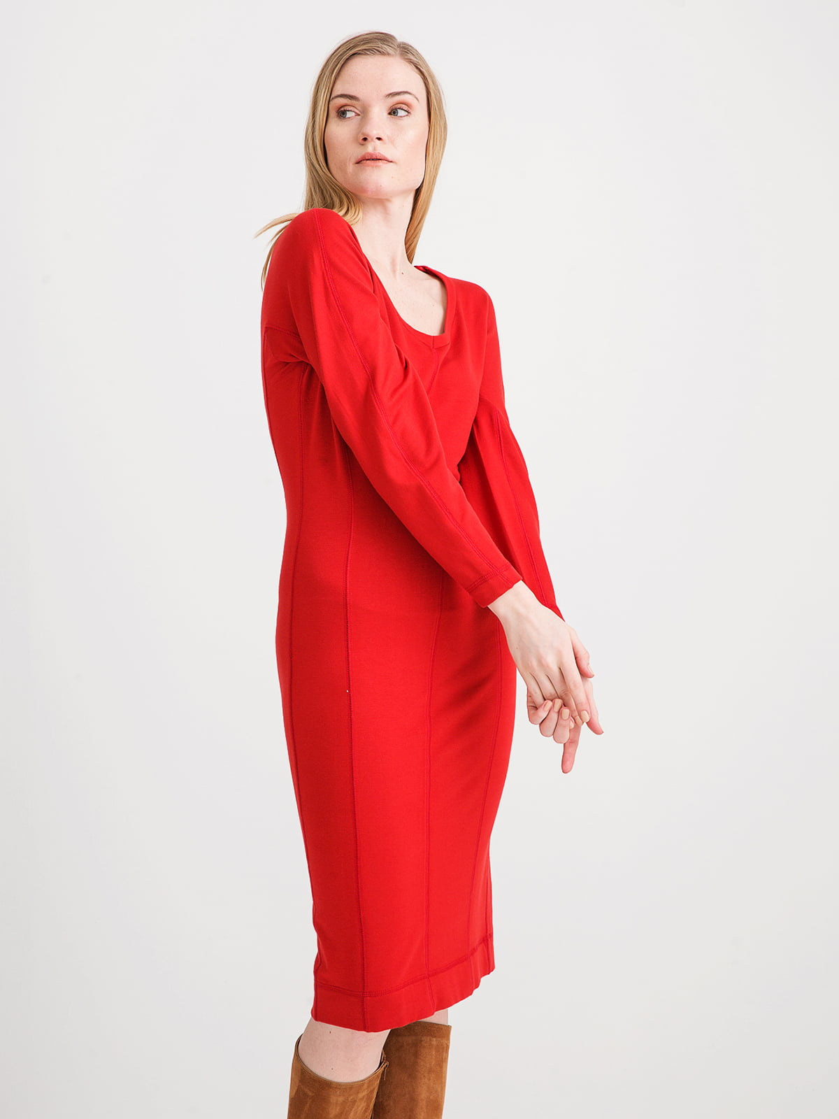 Сукня червона | 4403393