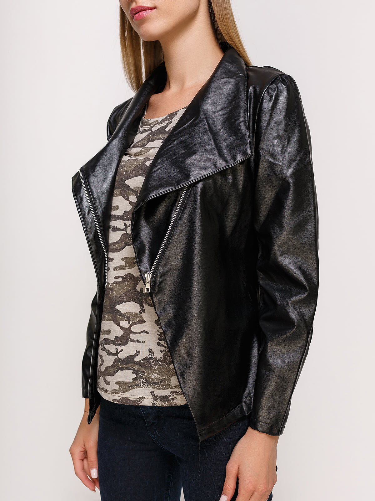 Куртка черная | 3611991 | фото 4