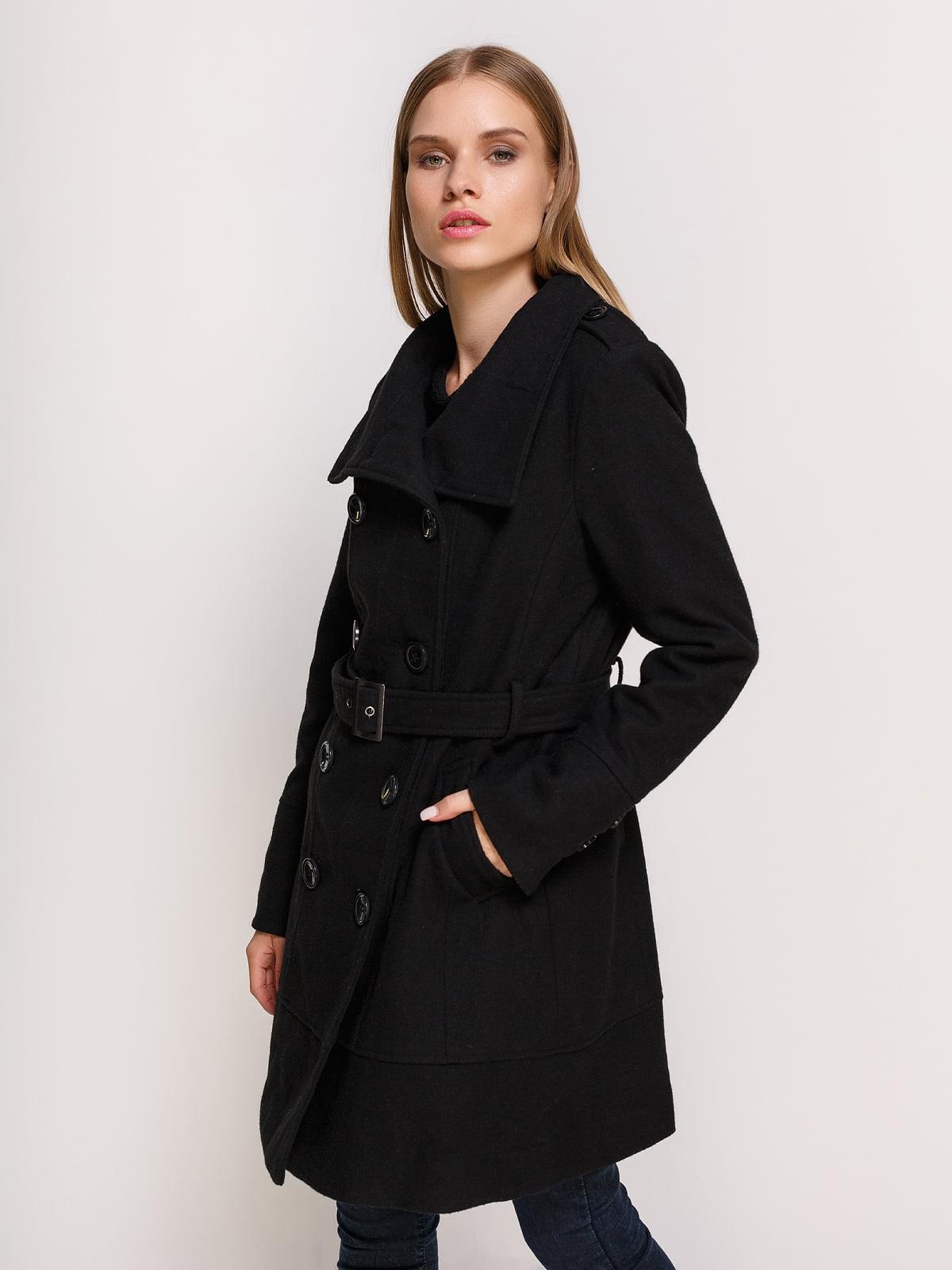 Пальто черное | 3167005