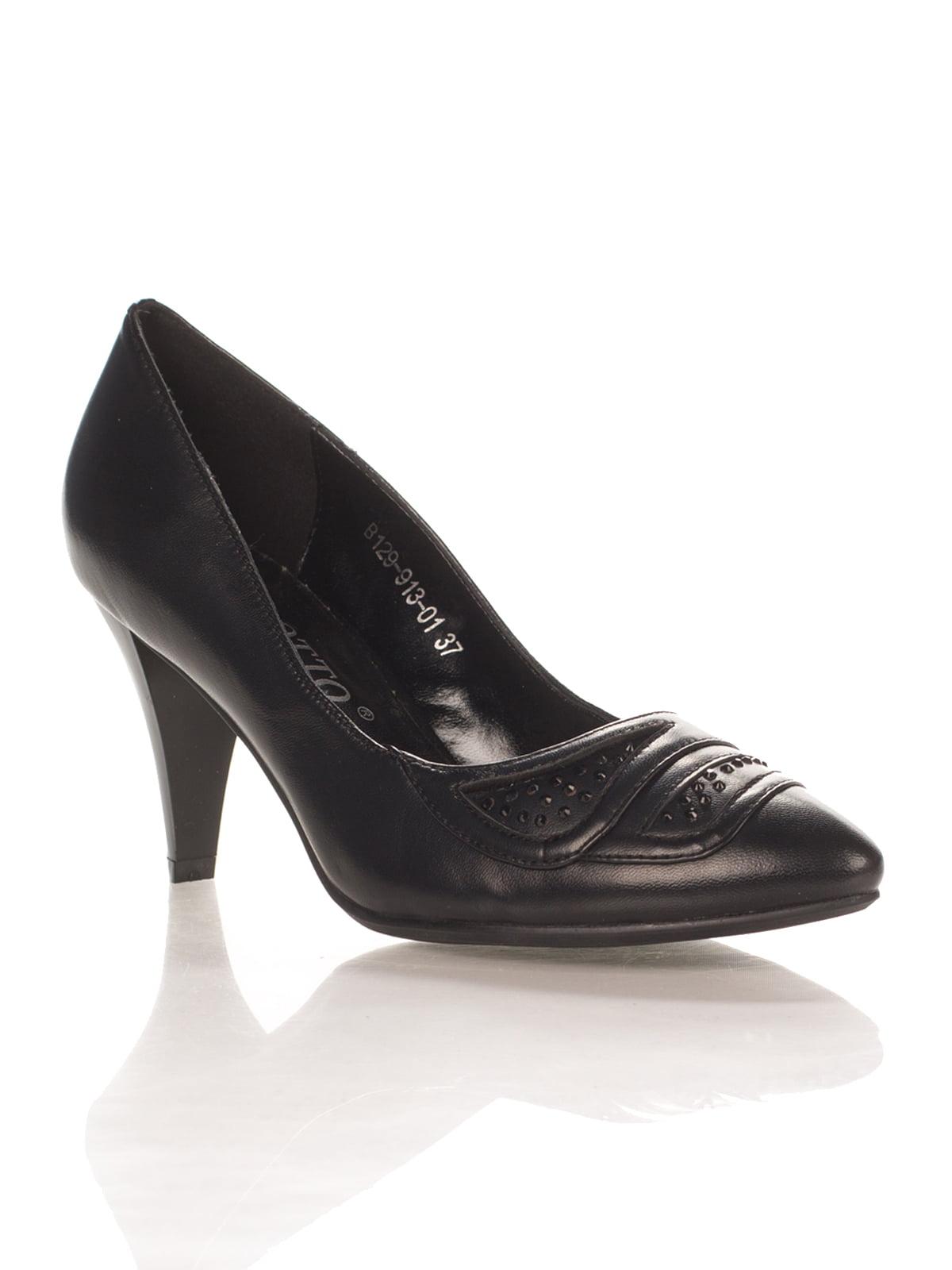 Туфли черные | 4409054