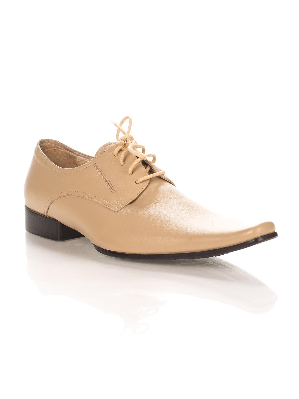 Туфли бежевые   4409067