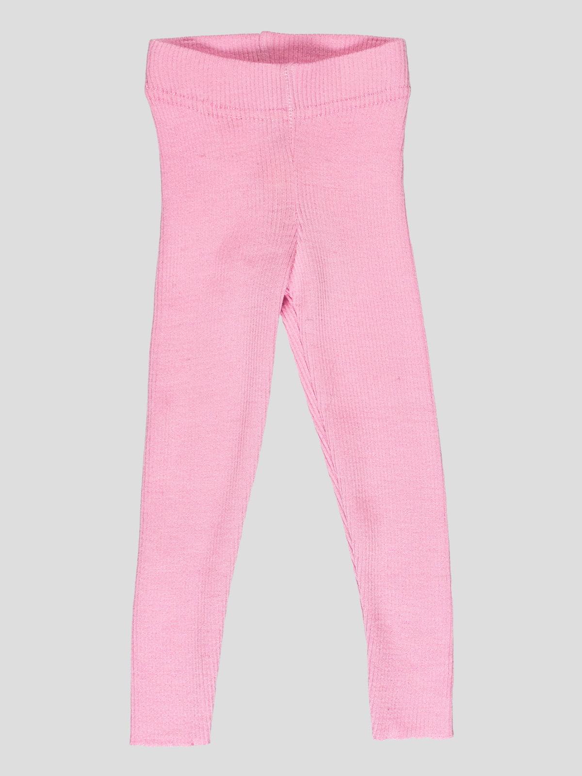 Легінси світло-рожеві | 777737