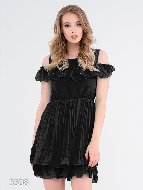Платье черное   4342672