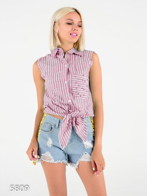 Рубашка в полоску | 4368369