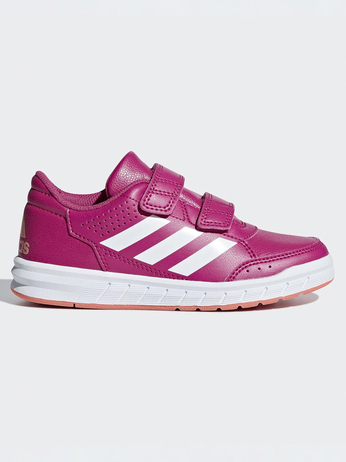 Кроссовки пурпурные | 4416008
