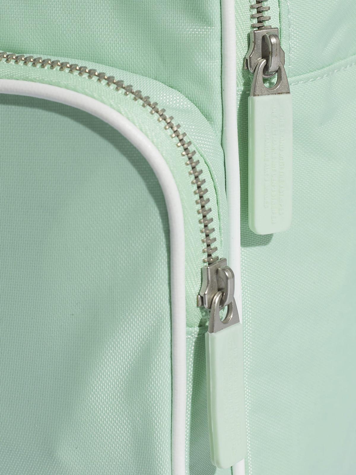 Рюкзак мятного цвета | 4416554 | фото 5