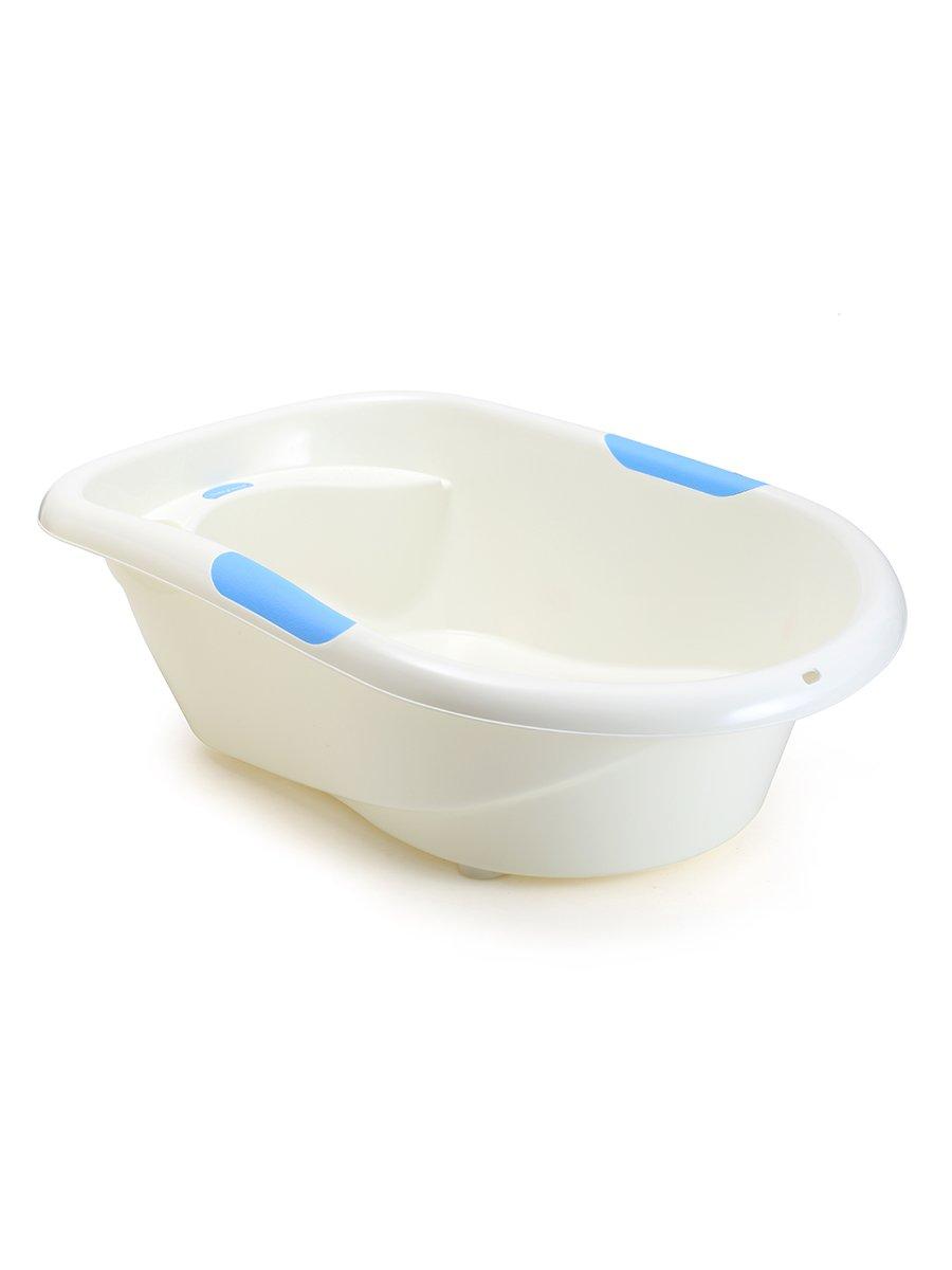 Ванночка для купания BH-305 бело-голубая | 4415621