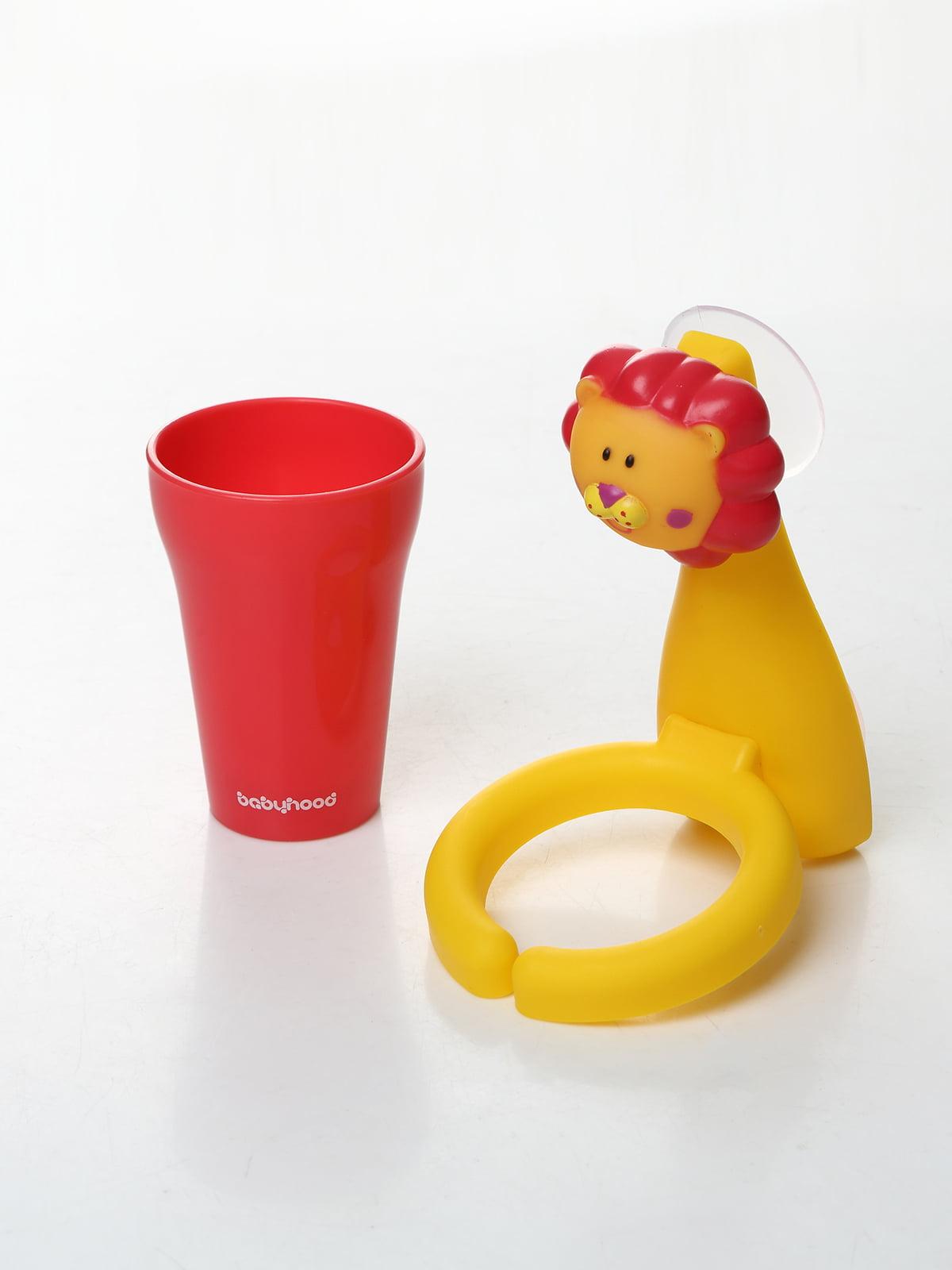 Склянка знімна у формі лева | 4415554 | фото 5