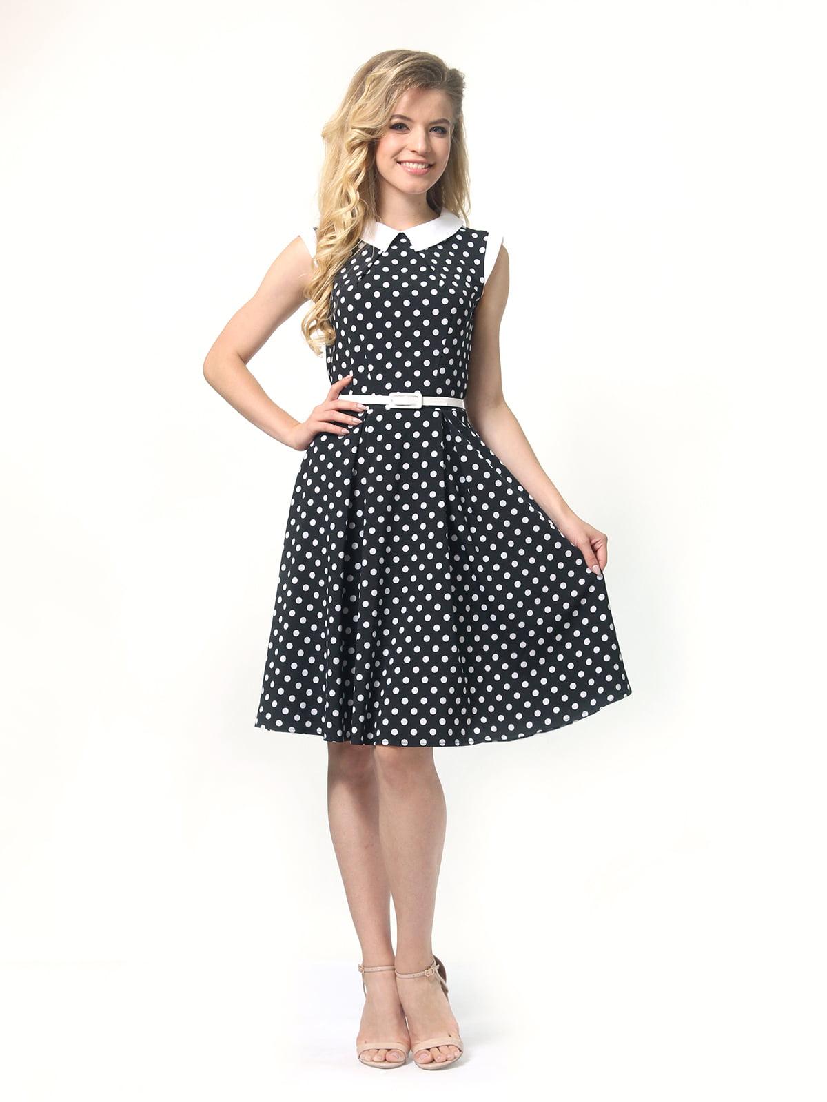 Платье в горошек | 4418819