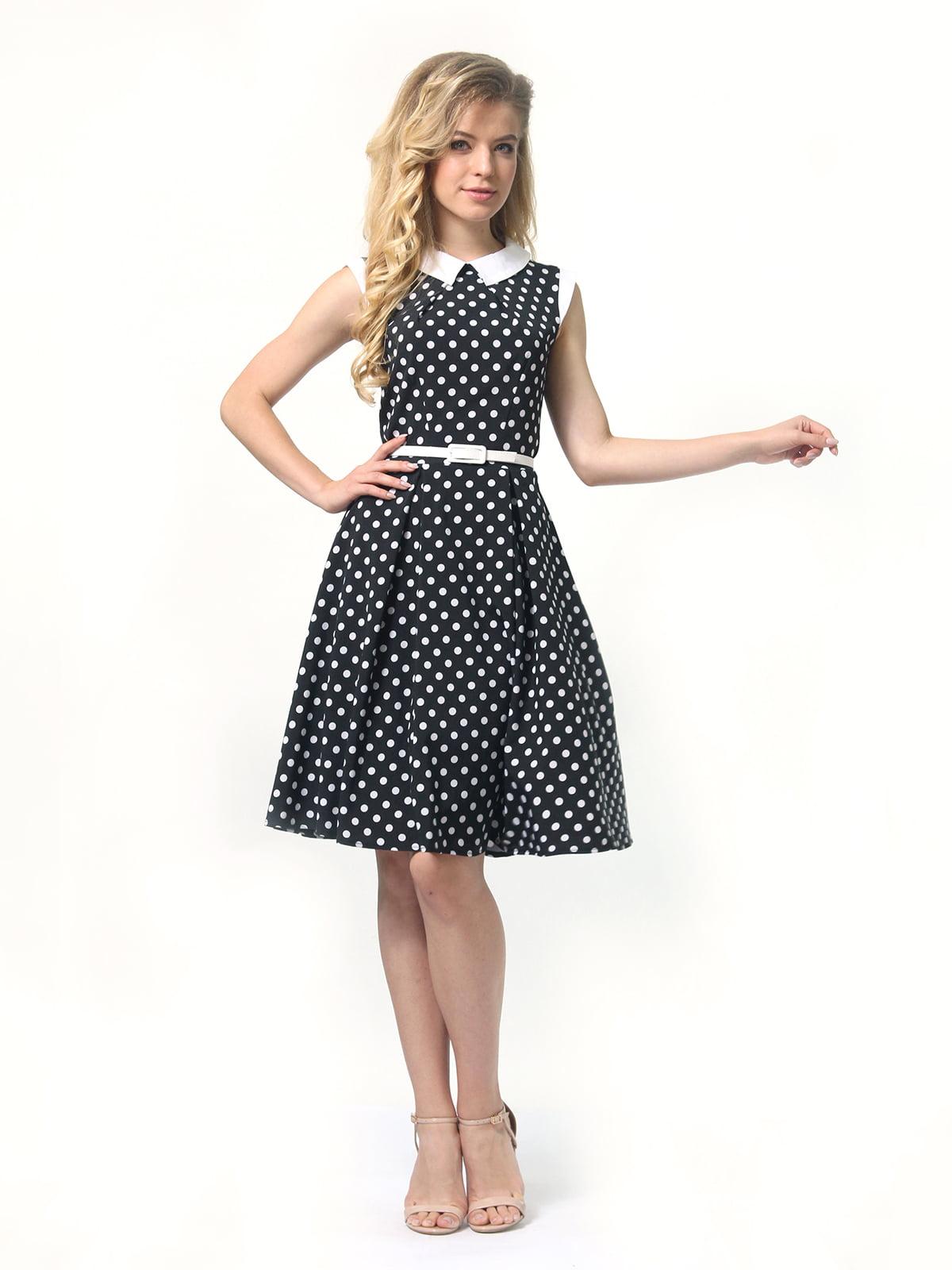 Платье в горошек | 4418819 | фото 2