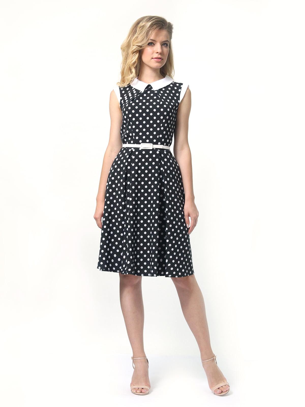 Платье в горошек | 4418819 | фото 3