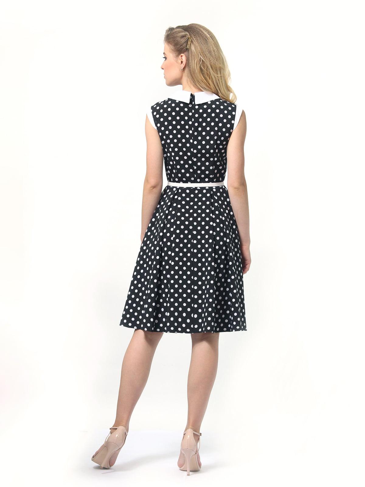 Платье в горошек | 4418819 | фото 5