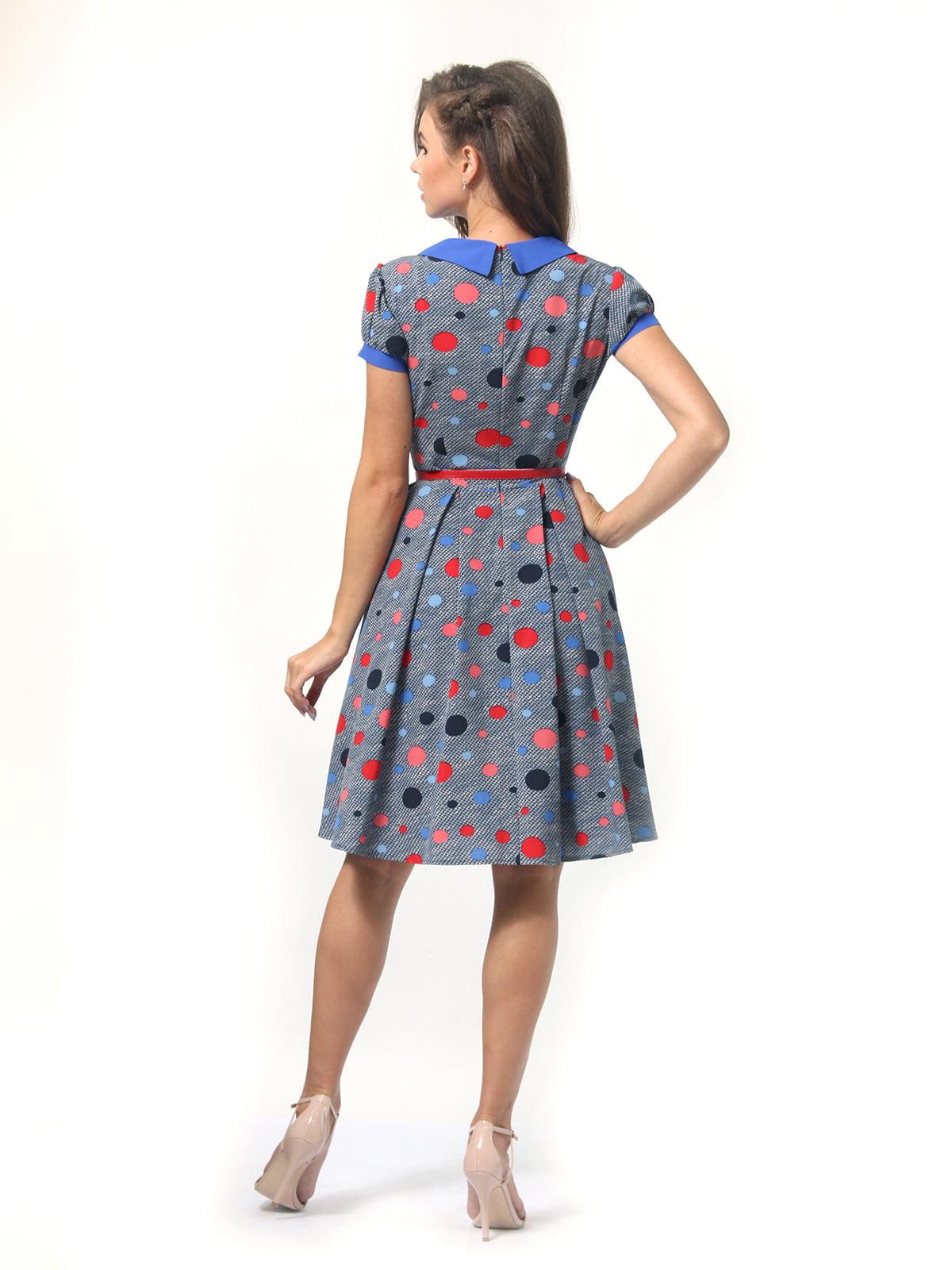 Платье в горошек | 4418830 | фото 5