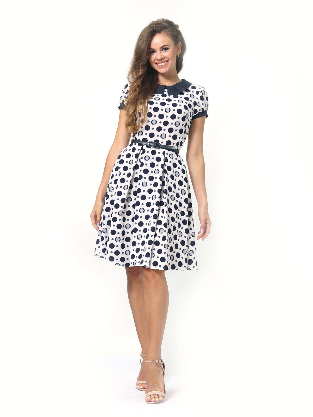Платье в горошек   4418831