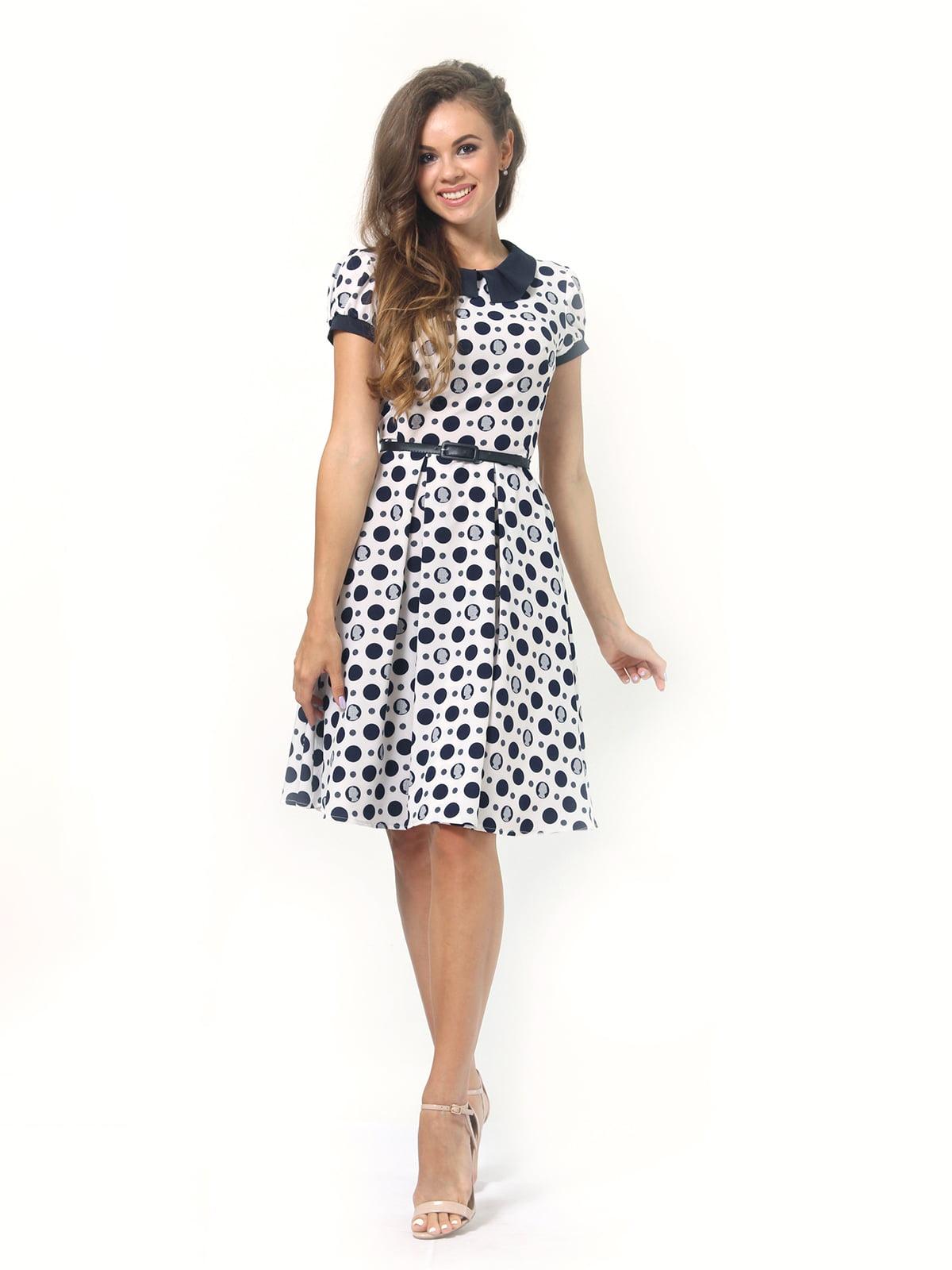 Платье в горошек   4418831   фото 2
