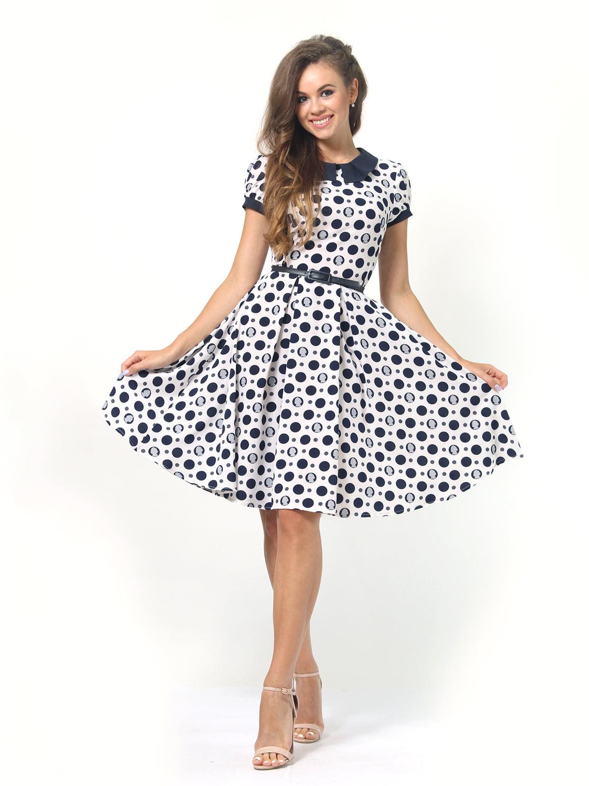 Платье в горошек   4418831   фото 3