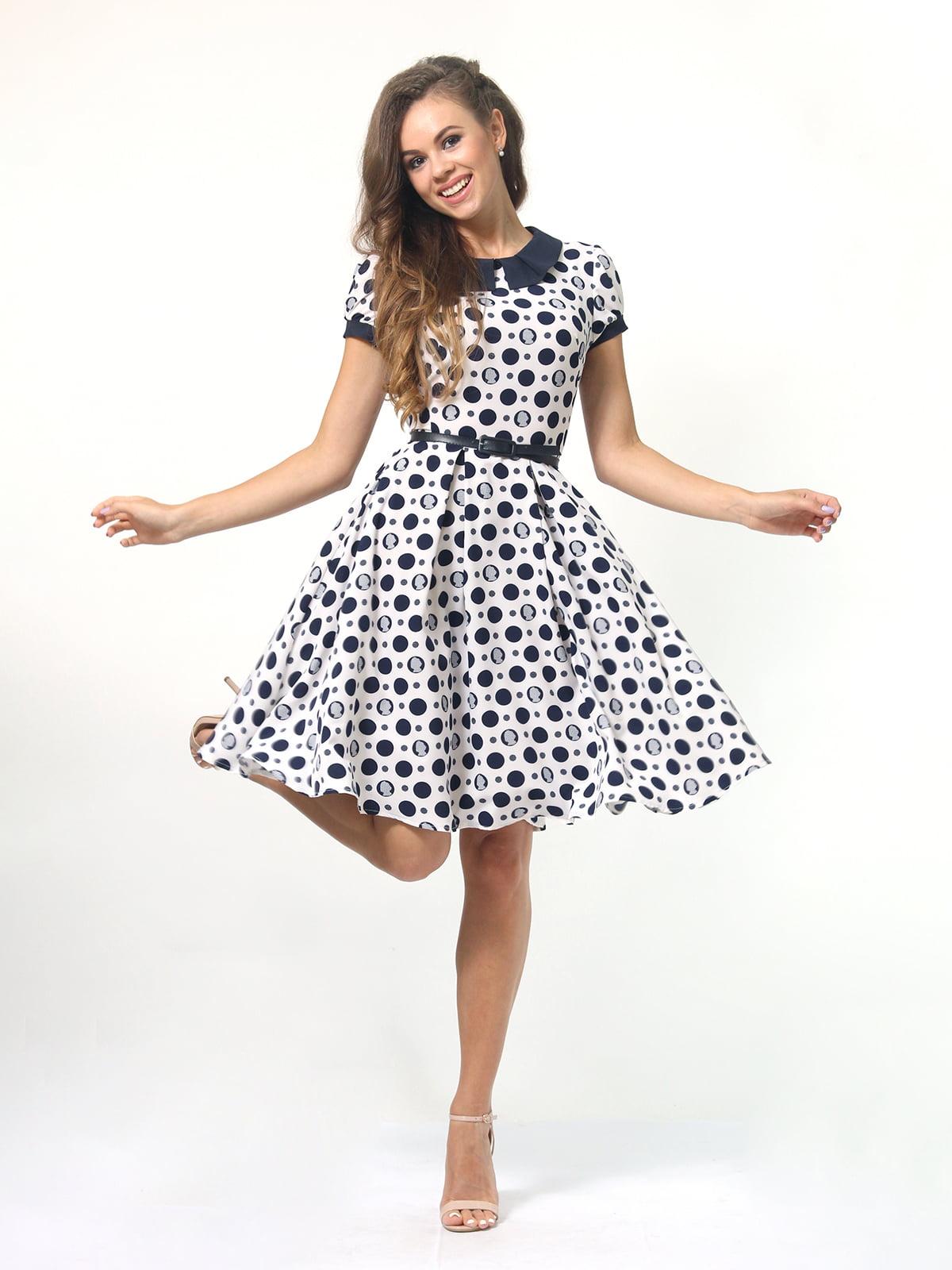 Платье в горошек   4418831   фото 5