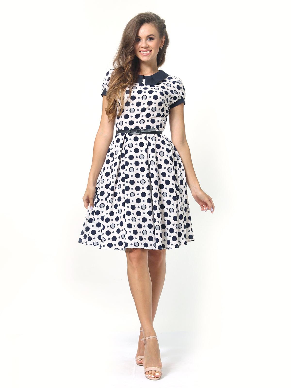 Платье в горошек   4418831   фото 6