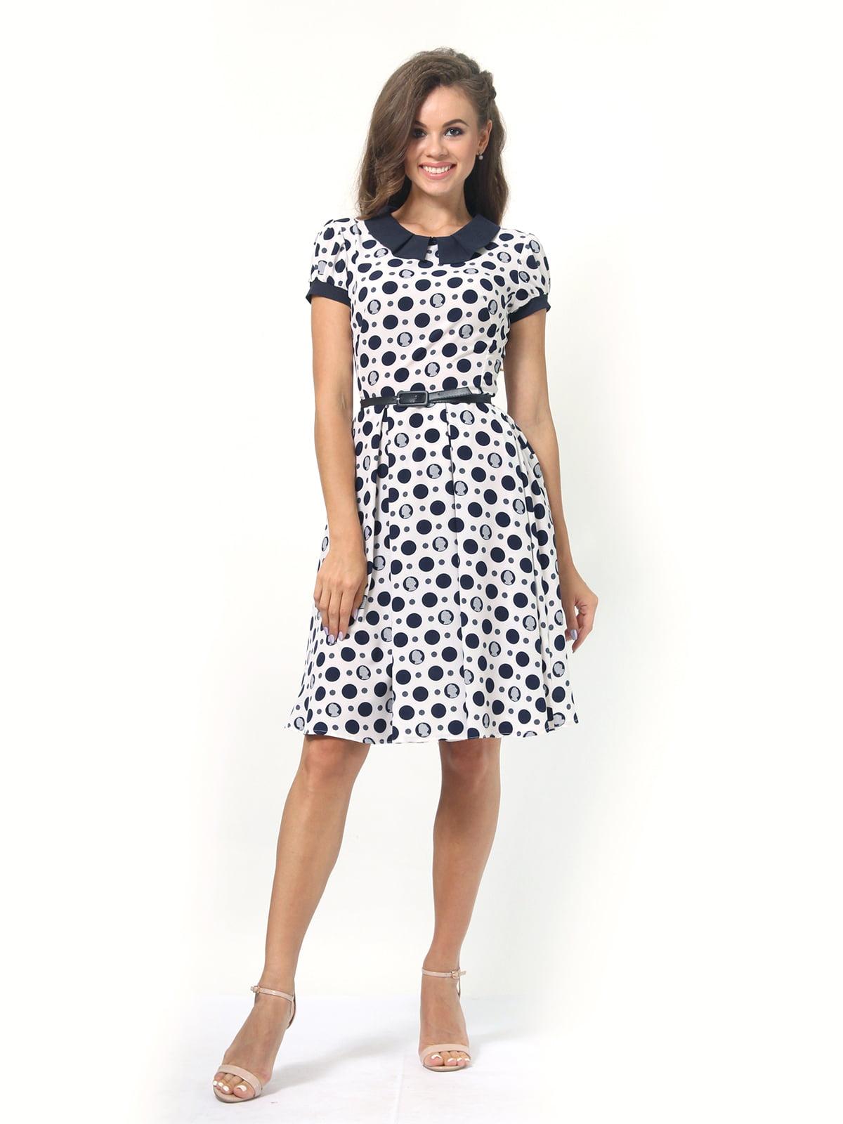 Платье в горошек   4418831   фото 7