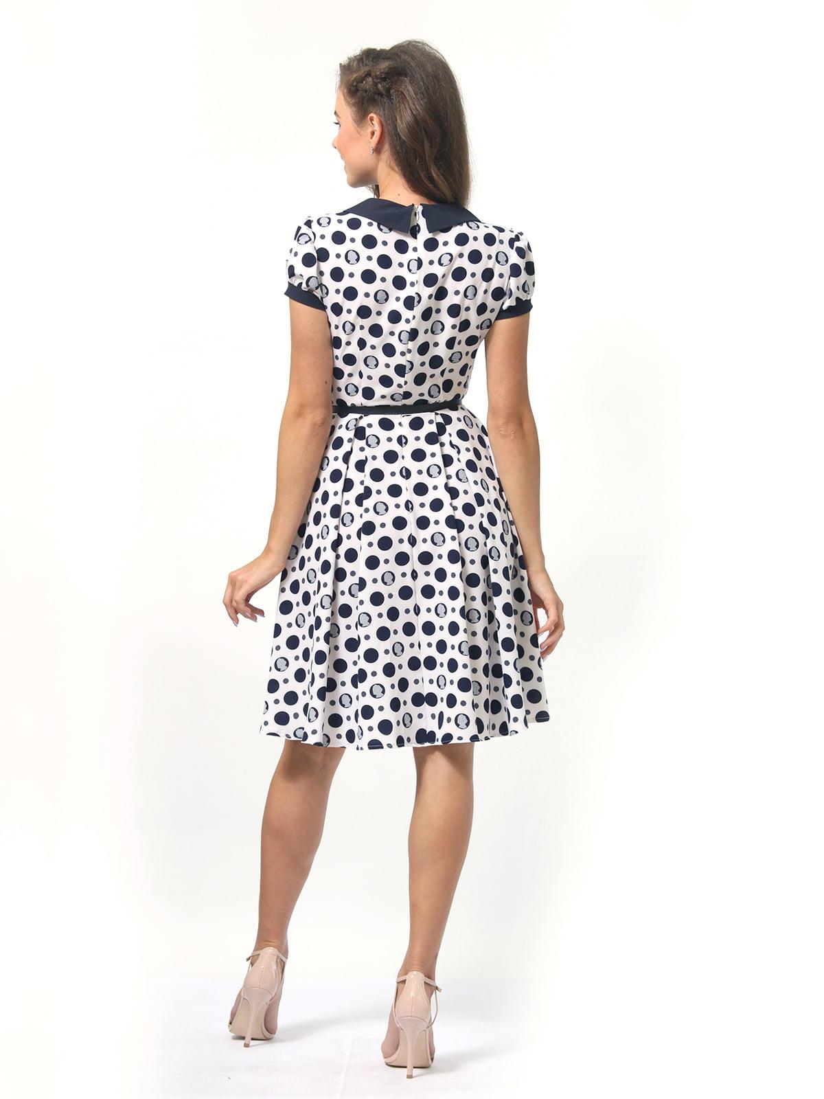 Платье в горошек   4418831   фото 8