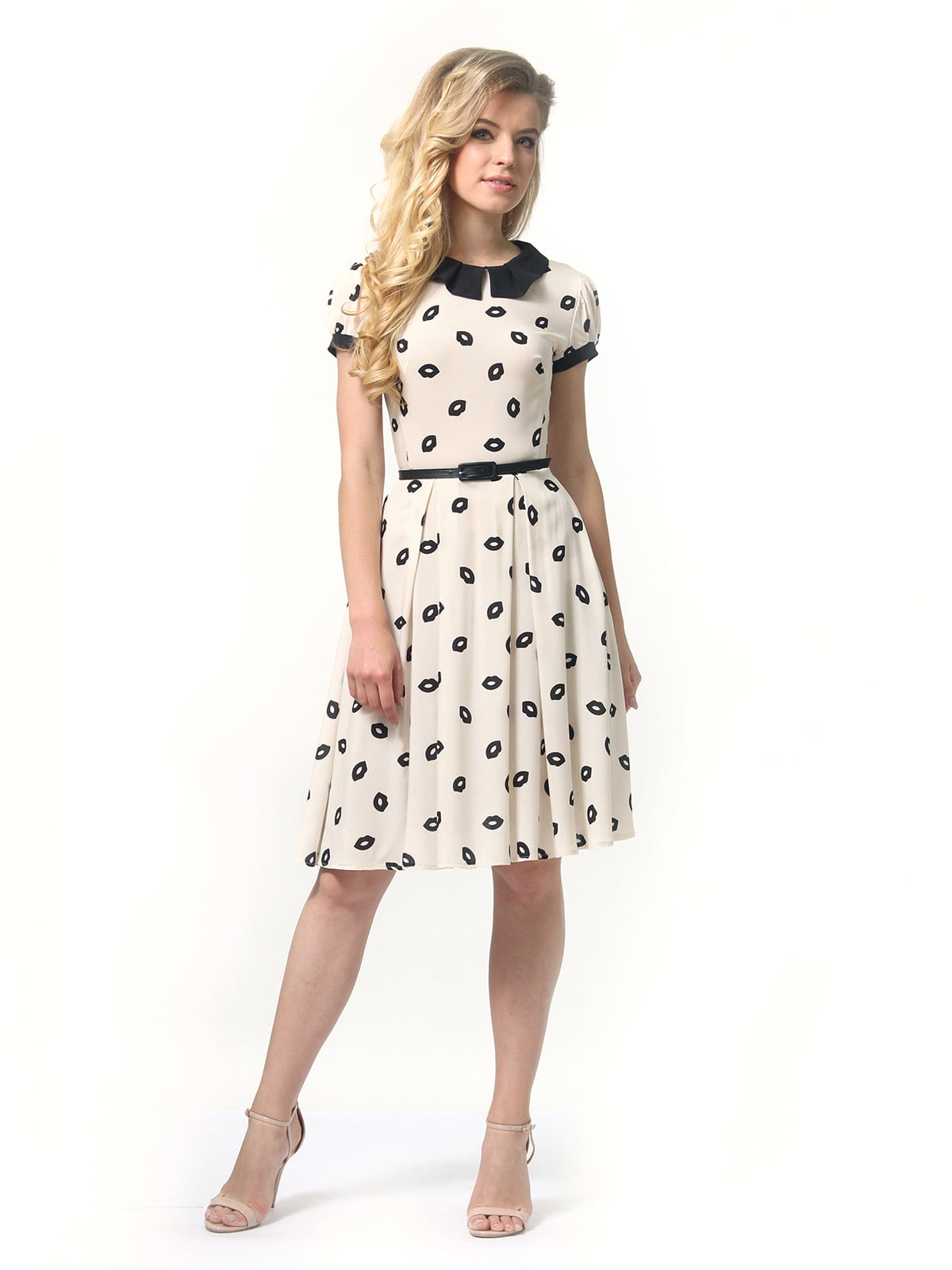 Платье в принт | 4418832