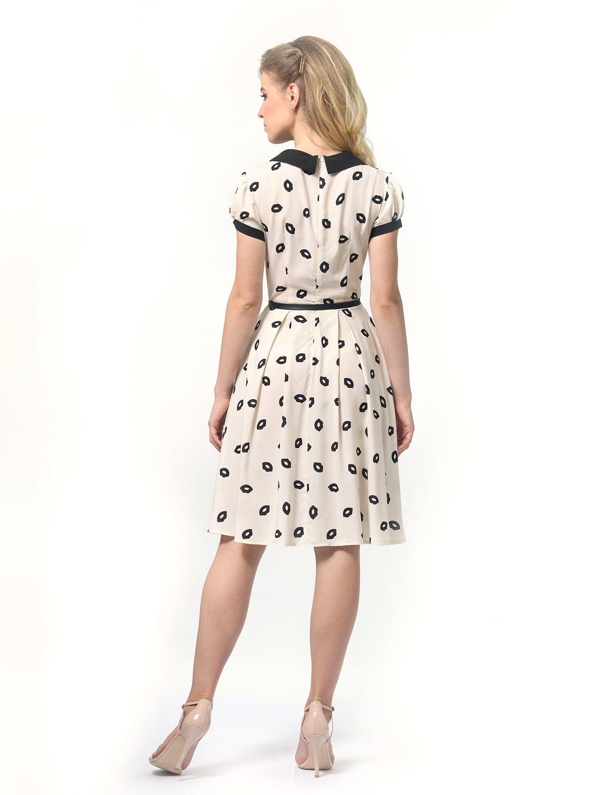 Платье в принт | 4418832 | фото 5