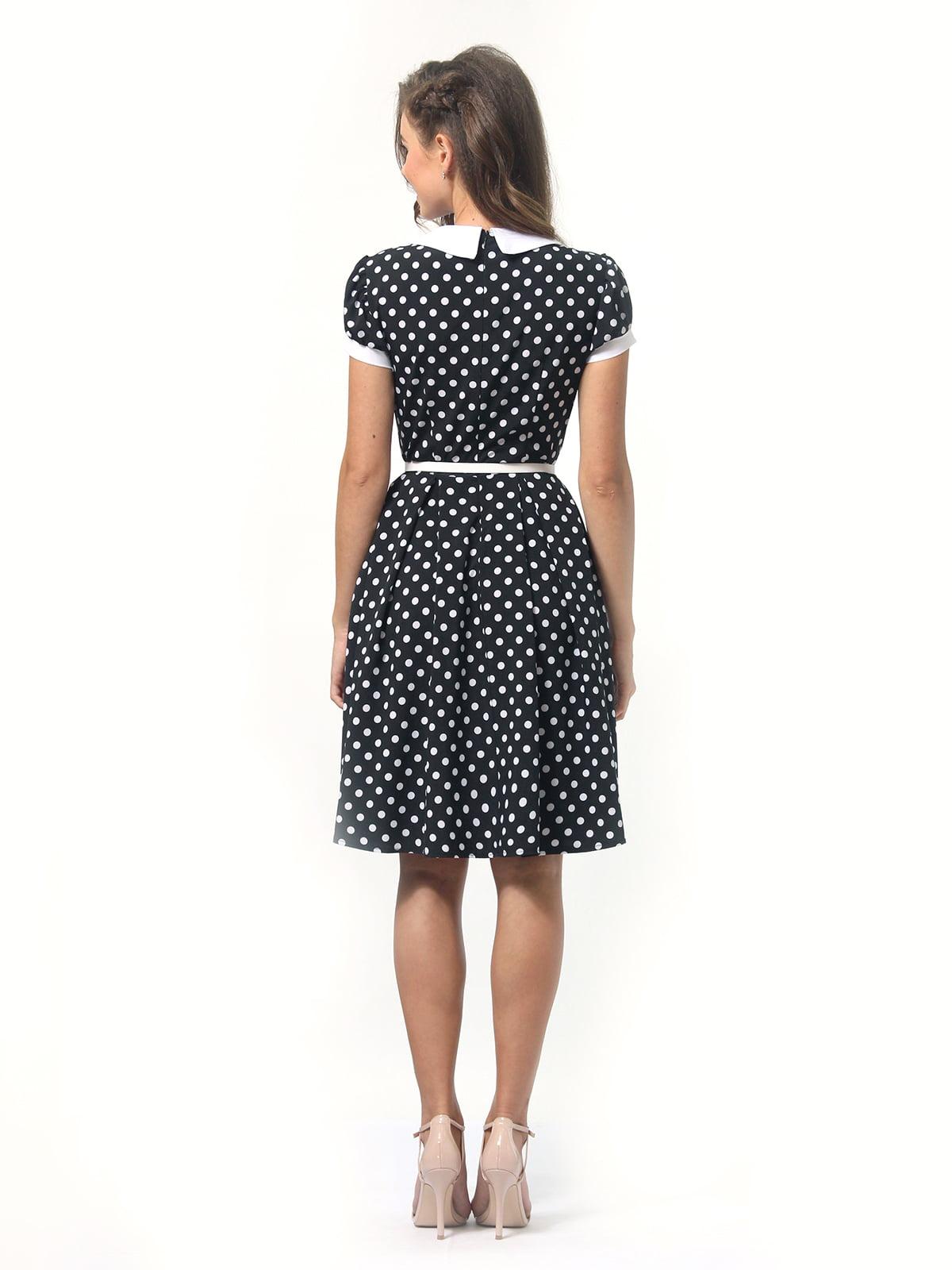 Платье в горошек | 4418833 | фото 5