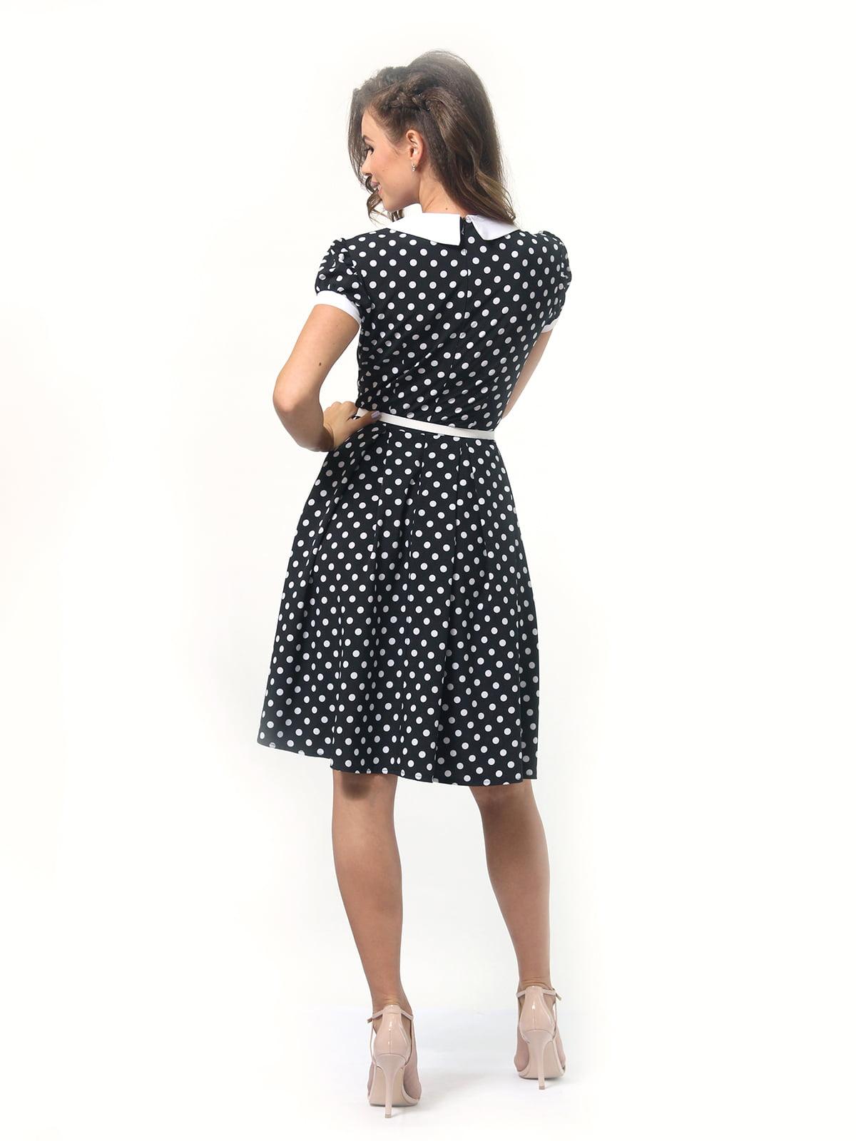 Платье в горошек | 4418833 | фото 6