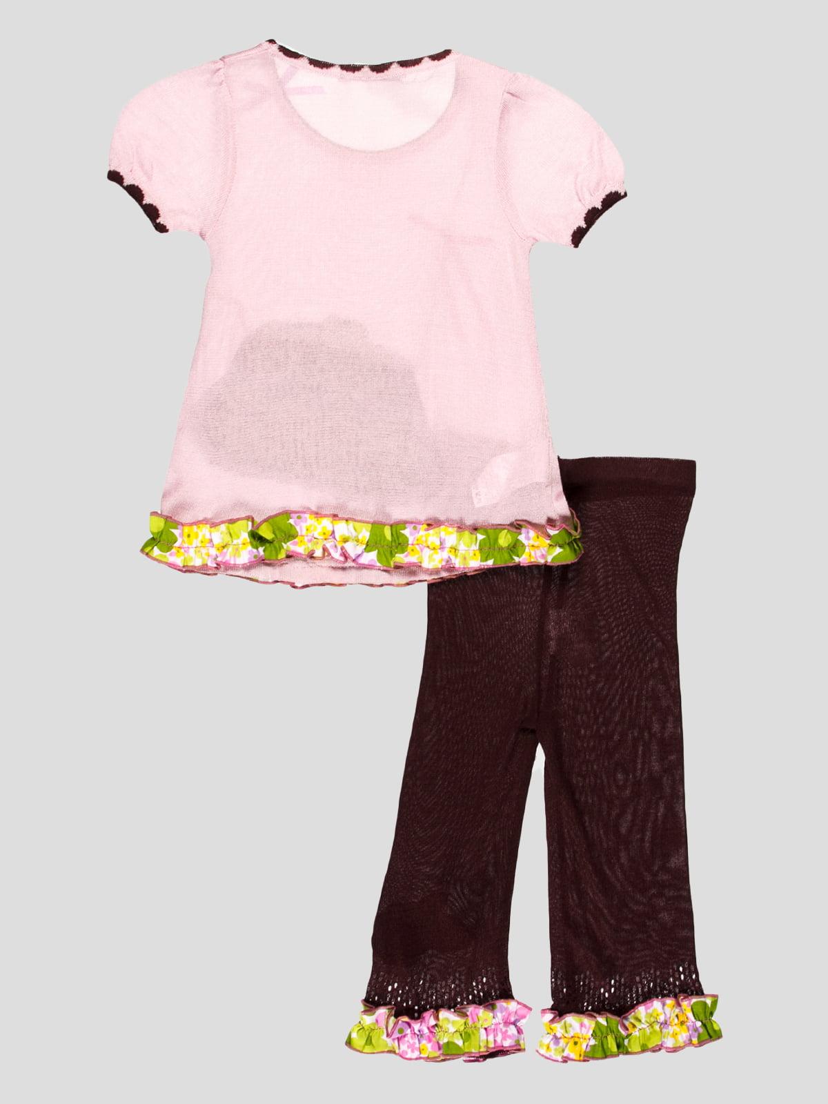 Комплект: туніка і штани | 85279 | фото 2