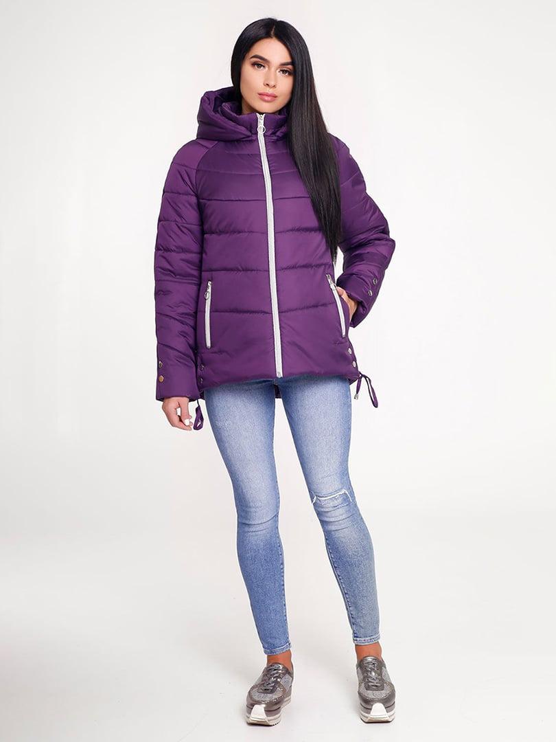 Куртка фиолетовая | 4421187